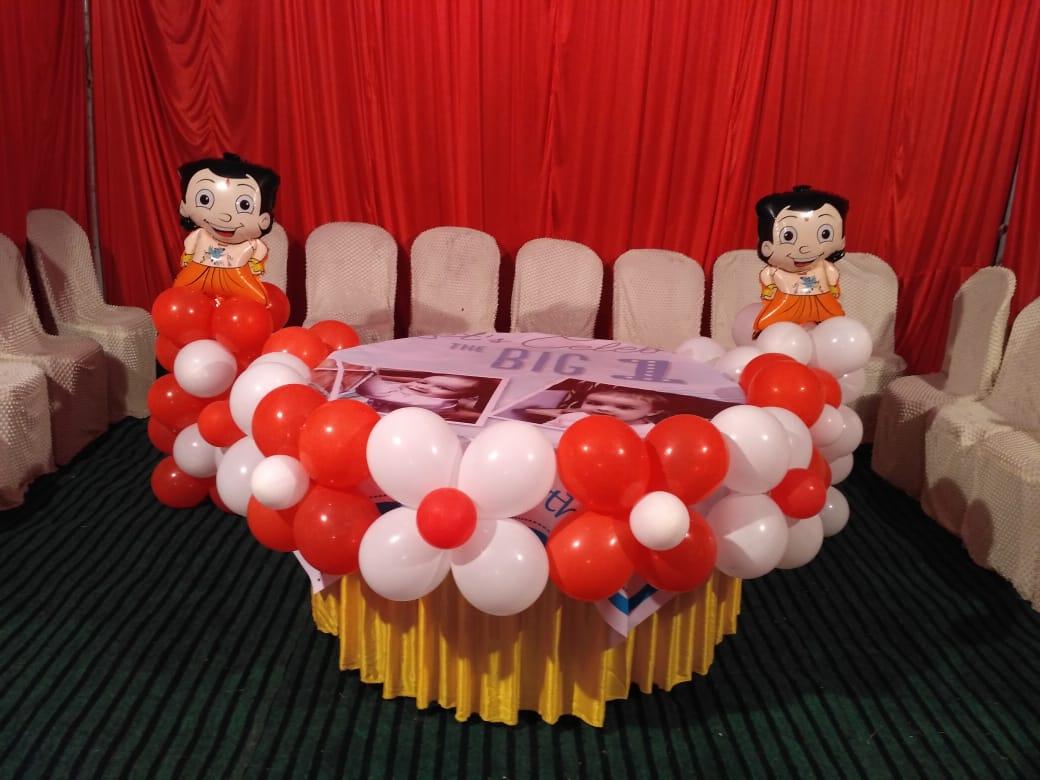 Chota Bheem Theme Birthday Party 2 Birthdaywala In