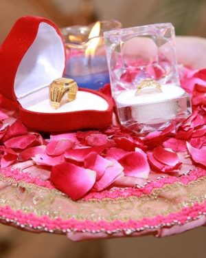 Engagement Ceremony Decoration